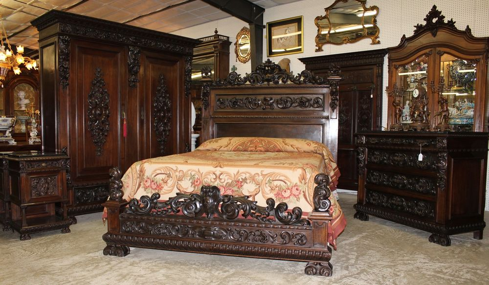 Old Fashioned Bedroom Sets | Home Design