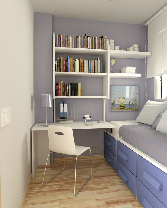 Making The Most Of A Box Room Spaceslide