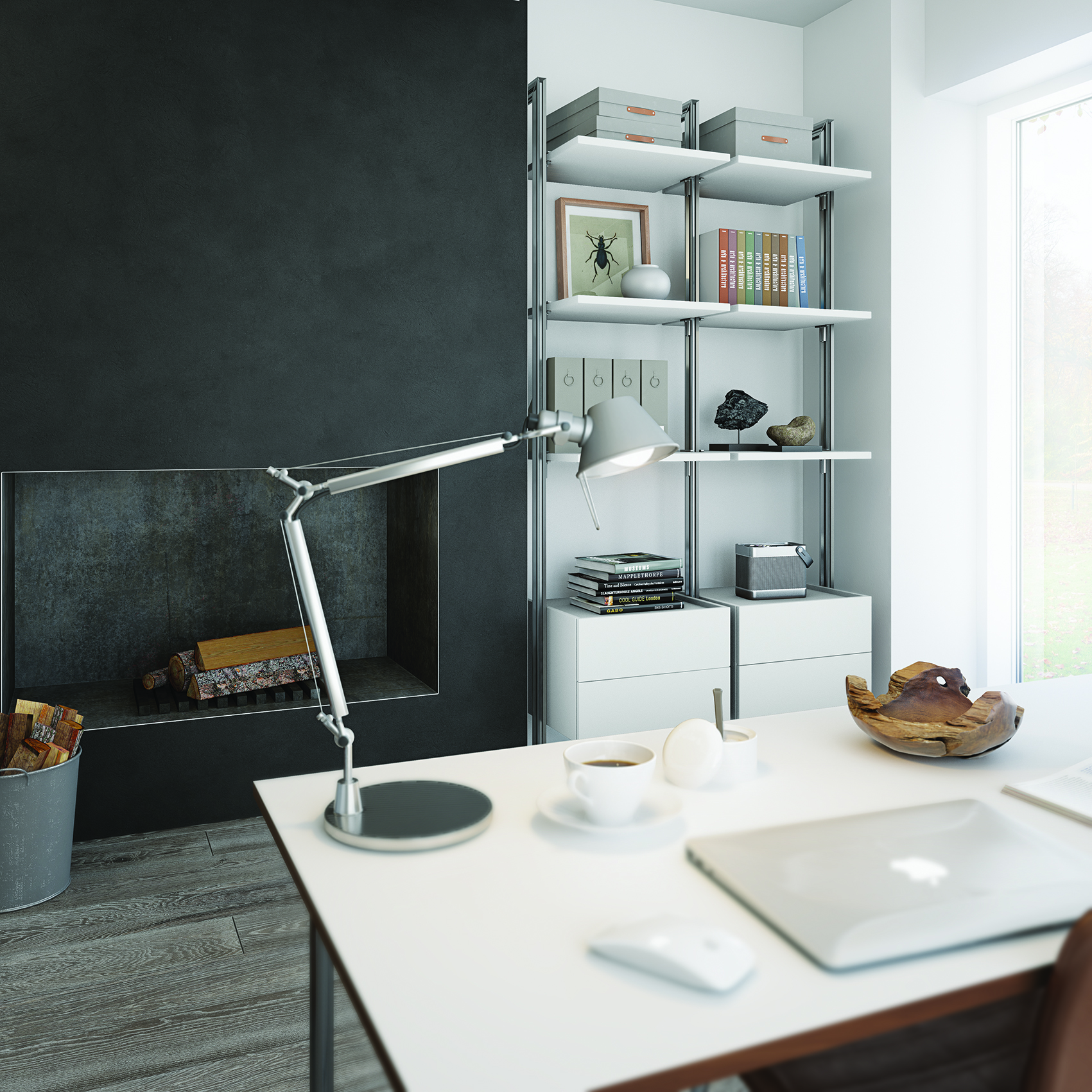 How To Design Your Home Office Spaceslide