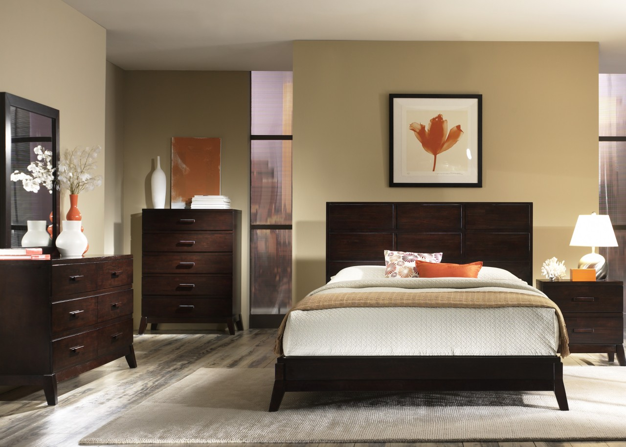 Feng shui way to position your bed