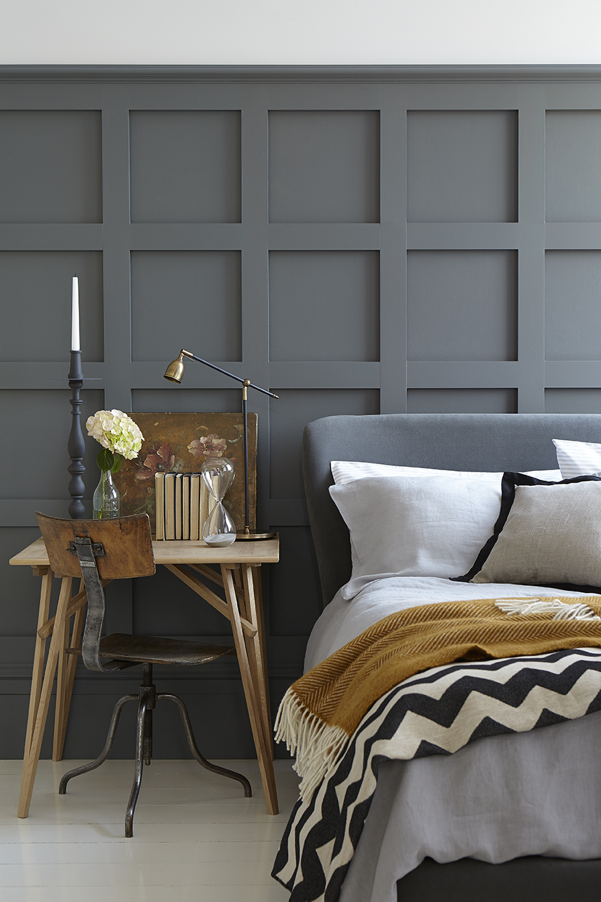 greybedroomwall