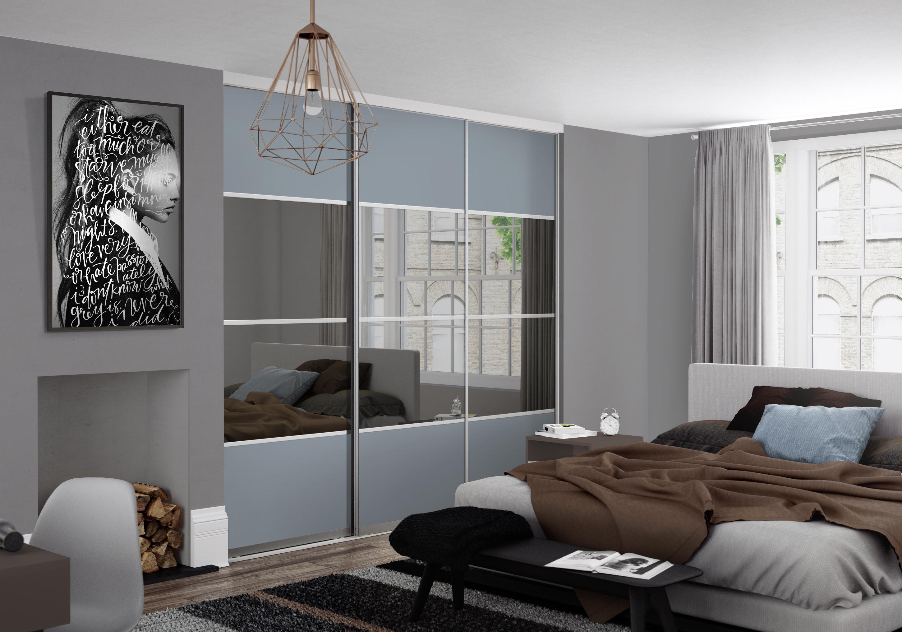 Interior design trends 2017 2018 wardrobe trends spaceslide for Fitted bedroom furniture 0 finance