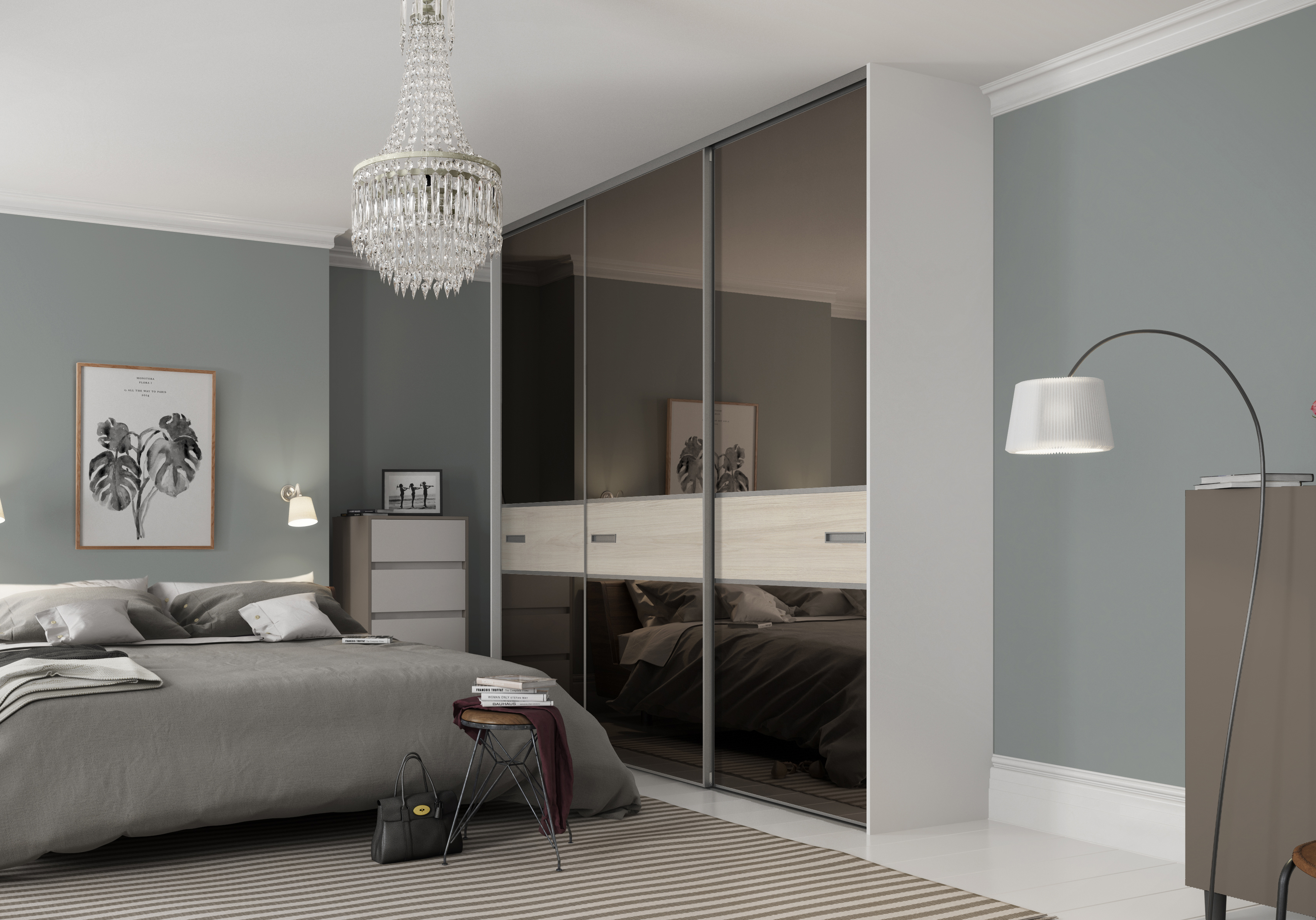 Bedroom Interior And Colours
