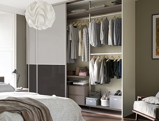 Signature wardrobes and storage
