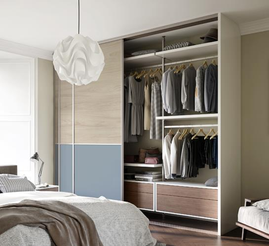 3 amazing storage solutions for small bedrooms spaceslide - Storage solutions for small bedrooms ...