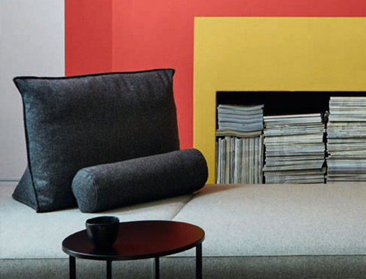 Colour-Blocking Trend, Wall Patters & Designs | Spaceslide