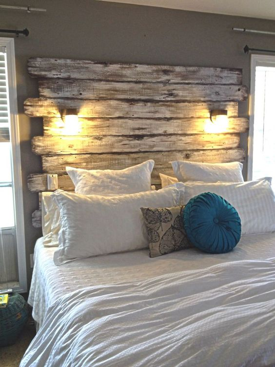 Treat Your Bedroom To A Makeover And Give It A New Look For The New Year.  Take A Look At Our Cool Bedroom Decorating Ideas And Be Inspired!