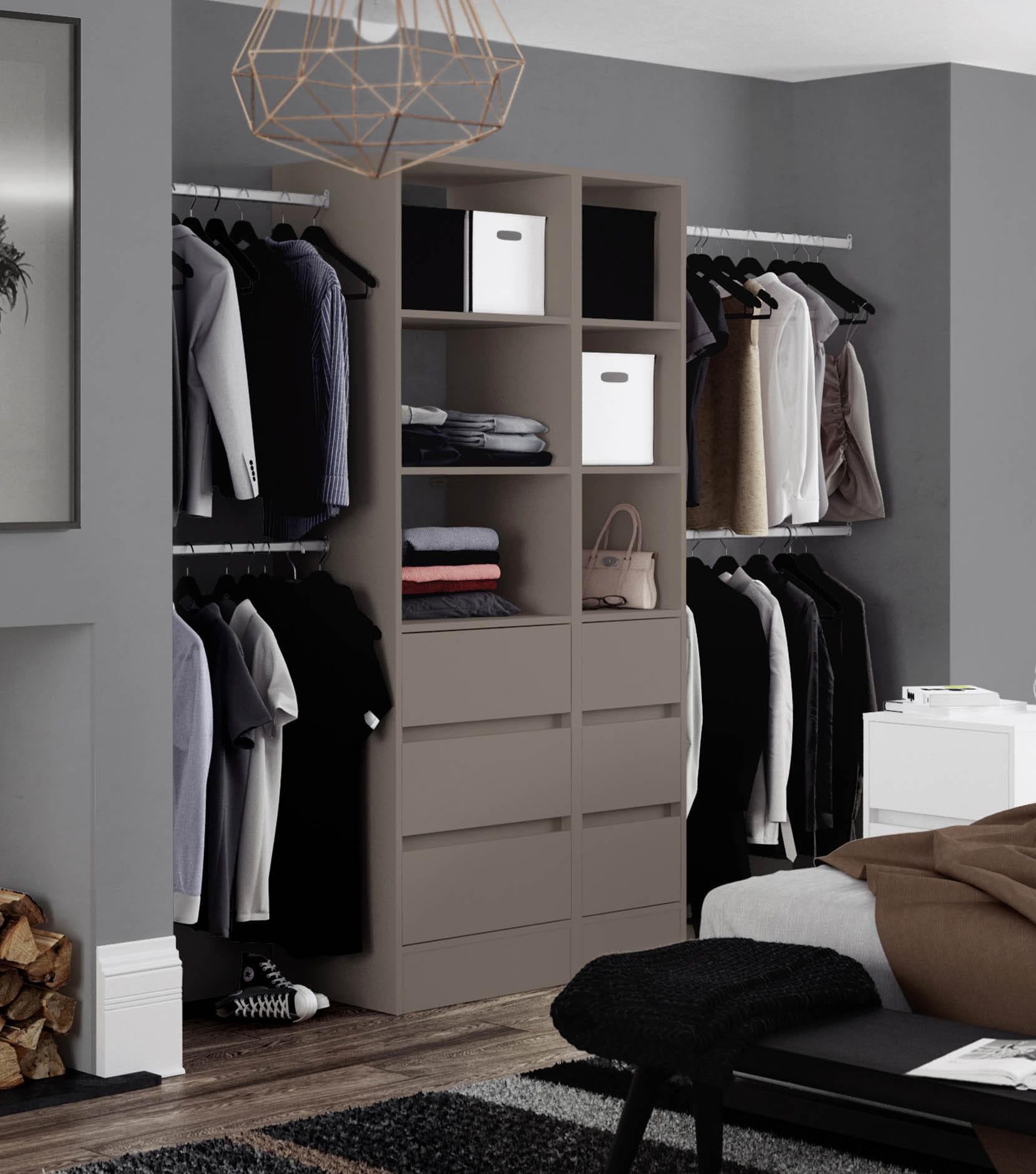 Fitted Wardrobe Interiors Interior Wardrobe Storage Spaceslide