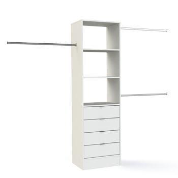 Wardrobe Interiors Fittings Storage Solutions