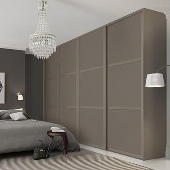 View Item & Sliding Wardrobe Doors Mirrored Wardrobe Doors | Spaceslide Pezcame.Com