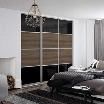 Sliding Wardrobe Doors, Sliding Mirror Wardrobe Doors | Spaceslide